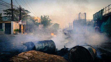 Acerca de los conflictos públicos (o cuando los incendios pueden prevenirse)