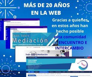 MÁS DE 20 AÑOS EN LA WEB